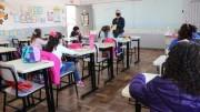 Plano de contingência da Defesa Civil é adotado na volta às aulas presenciais