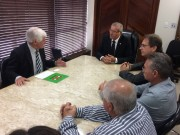 Assembleia Legislativa recebe projeto de lei de reajuste