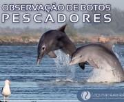 Site lança guia turístico de Observação de Botos Pescadores
