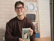 Estudante de Jornalismo da Unisul lança segundo livro aos 21 anos