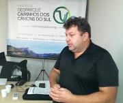Projeto Geoparque terá novo coordenador técnico a partir de abril