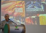 Governador de SC garante aporte financeiro para construção das passarelas da Unesc