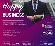 Happy Business Acibalc trará bate-papo sobre eSocial