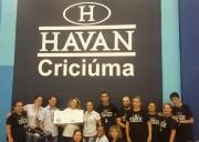 Havan entrega 21 mil reais da Campanha Troco Solidário