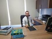 Heron Bernardo assume interinamente a presidência da Larm