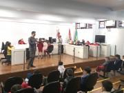 Comarca de Içara recepciona jovens estudantes