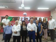 Diretor da HP Latino Americana visita Unesc