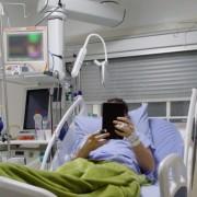 HSJosé: videochamadas trazem um alento no isolamento causado pela Covid-19