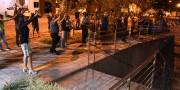 Hospital São Donato recebe manifestações de apoio em corrente semanal de orações
