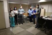 Grupo Giassi.com vai suprir metade da demanda de máscaras do HSD