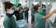 Paciente isolado na UTI do São Donato recebe homenagens no aniversário de 47 anos