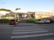 Paciente com Coronavírus de Braço do Norte é internado no HSãoDonato
