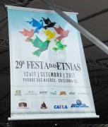 Contato leva internet para Festa das Etnias em Criciúma