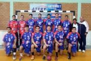 Equipe de Içara disputará o bronze no handebol nos Jasc