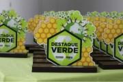 Boas ações com meio ambiente resultam no Prêmio Destaque Verde