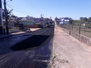 Trechos das Ruas Anita Garibaldi e Sete de Setembro passam por revitalização