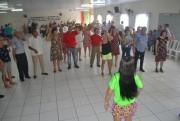 Festa de carnaval da terceira idade reúne cerca de 200 idosos