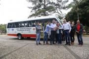 Micro-ônibus irá oferecer mais segurança a pacientes do CAPS