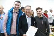 Décio Lima defendeu criação de parque tecnológico em Criciúma