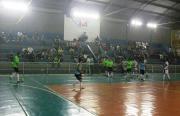 Futsal de Siderópolis disputa título inédito com o apoio da torcida