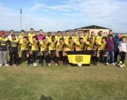 Final do Campeonato Intermunicipal de Futebol em Urussanga