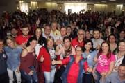 Mais de 500 mulheres reforçam apoio ao projeto do PMDB