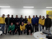 Metodologia de trabalho do Tigre apresentada em torneio