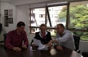 Vereador Baldissera solicita apoio para viabilizar projetos