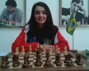 Xadrez Içara na fase nacional dos Jogos Escolares