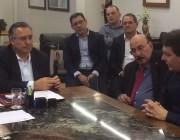Governador autoriza projeto de pavimentação à penitenciária sul