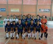 Morro da Fumaça disputa a semifinal do Catarinense de Futsal