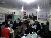 CEI Afasc Prof. Jairo Luiz Thomazi multiplica conhecimento em reunião pedagógica