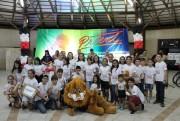 Mais de 111 crianças dizem não às drogas em Maracajá