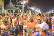 Multidão invade Balneário Rincão e curte CarnaRincão