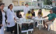 Saúde faz sábado de orientação em Balneário Rincão