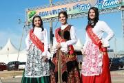 Festa da Tainha abre com recorde de público no Rincão
