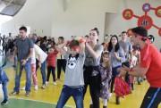 Dia de brincadeiras e boas risadas na Festa da Família Satc