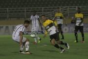 Criciúma jogam mal e perde para o Bragantino pela Série B