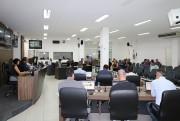 Plenário da Câmara Municipal de Içara sofre remodelação