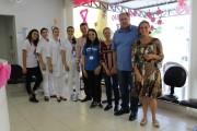 Técnicos do PMAQ visitam unidades de saúde em Nova Veneza