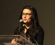 Romanna Remor faz prestação de contas sobre o trabalho realizado