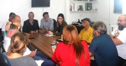 Vereadores discutem regularização de Loteamento