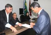 João Carlos Patrício assume cadeira na Câmara de Rincão
