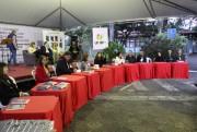 Congresso Ibero-Americano da Unesc cedia lançamento de livros