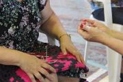Crochet designer encerra workshop dos Clubes de Mães da Afasc com empresa Círculo