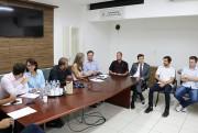 Reunião apresenta ações para aperfeiçoar o rotativo