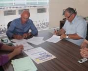 Empresa assume obras e trabalhos no Estádio do Rincão