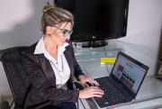 Jornalista Treissi Amorim estreia novo site