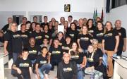 Grupo de Voluntários é homenageado na Câmara de Vereadores