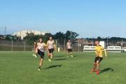 Reapresentação e treinamento no Centro de Treinamento